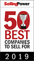 Selling Power 50 Best Companies to Sell For 2019