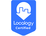 Localogy certificatin badge