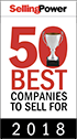 Selling Power 50 Best Companies to Sell For 2018