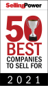 Hibu is awarded Selling Power 50 best companies to sell for 2021